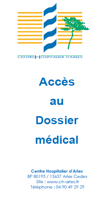 plaquette dossier medical